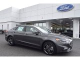 2017 Ford Fusion Sport AWD Data, Info and Specs