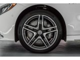 Mercedes-Benz S 2015 Wheels and Tires