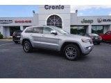 2017 Billet Silver Metallic Jeep Grand Cherokee Limited #120660167