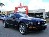 2006 Black Ford Mustang GT Premium Convertible #1201546