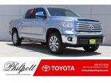 2017 Silver Sky Metallic Toyota Tundra Limited CrewMax 4x4 #120680321