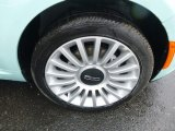 Fiat 500 Wheels and Tires