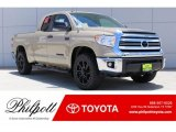 2017 Quicksand Toyota Tundra SR5 Double Cab 4x4 #120680320