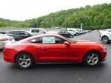 2017 Race Red Ford Mustang V6 Coupe #120680295