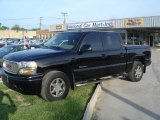 2005 Onyx Black GMC Sierra 1500 Denali Crew Cab AWD #12049883