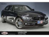 2017 Black Sapphire Metallic BMW 3 Series 330e iPerfomance Sedan #120708969