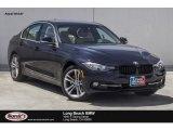 2017 Imperial Blue Metallic BMW 3 Series 330i Sedan #120708984