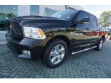 2012 Black Dodge Ram 1500 Sport Crew Cab 4x4 #120730607
