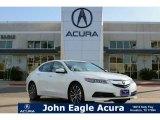 2017 Bellanova White Pearl Acura TLX Technology Sedan #120730562