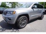 2017 Billet Silver Metallic Jeep Grand Cherokee Limited #120730587