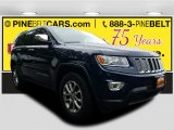 2014 True Blue Pearl Jeep Grand Cherokee Laredo 4x4 #120730557