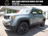 2017 Anvil Jeep Renegade Latitude 4x4 #120730634