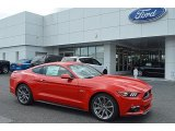 2017 Race Red Ford Mustang GT Premium Coupe #120730613