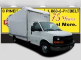 2017 Chevrolet Express Cutaway 4500 Moving Van Data, Info and Specs