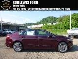 2017 Burgundy Velvet Ford Fusion SE AWD #120738576