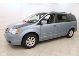 2008 Chrysler Town & Country Clearwater Blue Pearlcoat