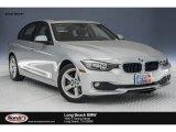 2014 Glacier Silver Metallic BMW 3 Series 320i Sedan #120749428