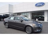 2017 Magnetic Ford Fusion SE #120749373