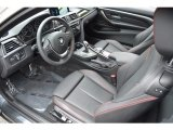 BMW 4 Series Interiors