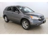 2011 Polished Metal Metallic Honda CR-V EX-L 4WD #120749506
