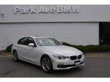 2017 Mineral White Metallic BMW 3 Series 330i xDrive Sedan #120749258