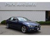2017 Imperial Blue Metallic BMW 3 Series 330i xDrive Sedan #120749250