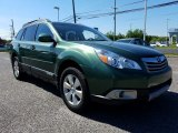 2012 Cypress Green Pearl Subaru Outback 3.6R Limited #120773884