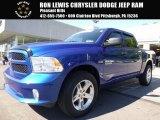 2015 Blue Streak Pearl Ram 1500 Express Crew Cab 4x4 #120774067