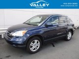2011 Royal Blue Pearl Honda CR-V EX-L 4WD #120773811