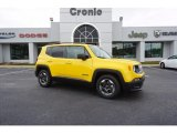 2017 Solar Yellow Jeep Renegade Sport #120773956