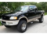 1998 Ford F250 Lariat Extended Cab 4x4 Data, Info and Specs