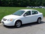 2007 Summit White Chevrolet Cobalt LS Sedan #12051889