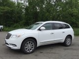 2017 Buick Enclave Summit White