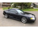 1995 Black Ford Mustang SVT Cobra Convertible #120773793