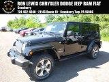 2017 Black Jeep Wrangler Unlimited Sahara 4x4 #120773897