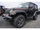 2017 Jeep Wrangler Black