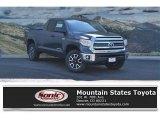 2017 Magnetic Gray Metallic Toyota Tundra SR5 Double Cab 4x4 #120796408