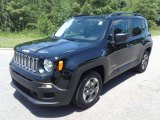 2017 Jeep Renegade Sport Front 3/4 View