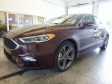 Ford Fusion 2017 Data, Info and Specs