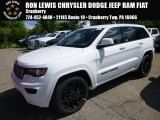 2017 Bright White Jeep Grand Cherokee Laredo 4x4 #120796528
