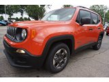 2017 Omaha Orange Jeep Renegade Sport #120852183
