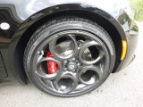 Alfa Romeo 4C Wheels and Tires