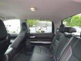 2016 Toyota Tundra TRD Pro CrewMax 4x4 Rear Seat