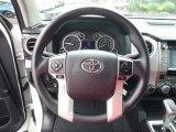 2016 Toyota Tundra TRD Pro CrewMax 4x4 Steering Wheel