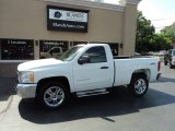 2012 Summit White Chevrolet Silverado 1500 LT Regular Cab 4x4 #120852356
