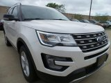 2017 White Platinum Ford Explorer XLT 4WD #120871641