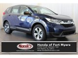 2017 Obsidian Blue Pearl Honda CR-V LX #120871537