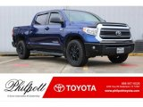 2014 Blue Ribbon Metallic Toyota Tundra SR5 Crewmax #120871598
