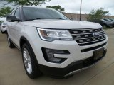 2017 White Platinum Ford Explorer XLT 4WD #120871650