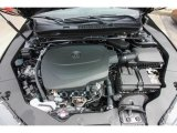 2018 Acura TLX V6 SH-AWD A-Spec Sedan 3.5 Liter SOHC 24-Valve i-VTEC V6 Engine